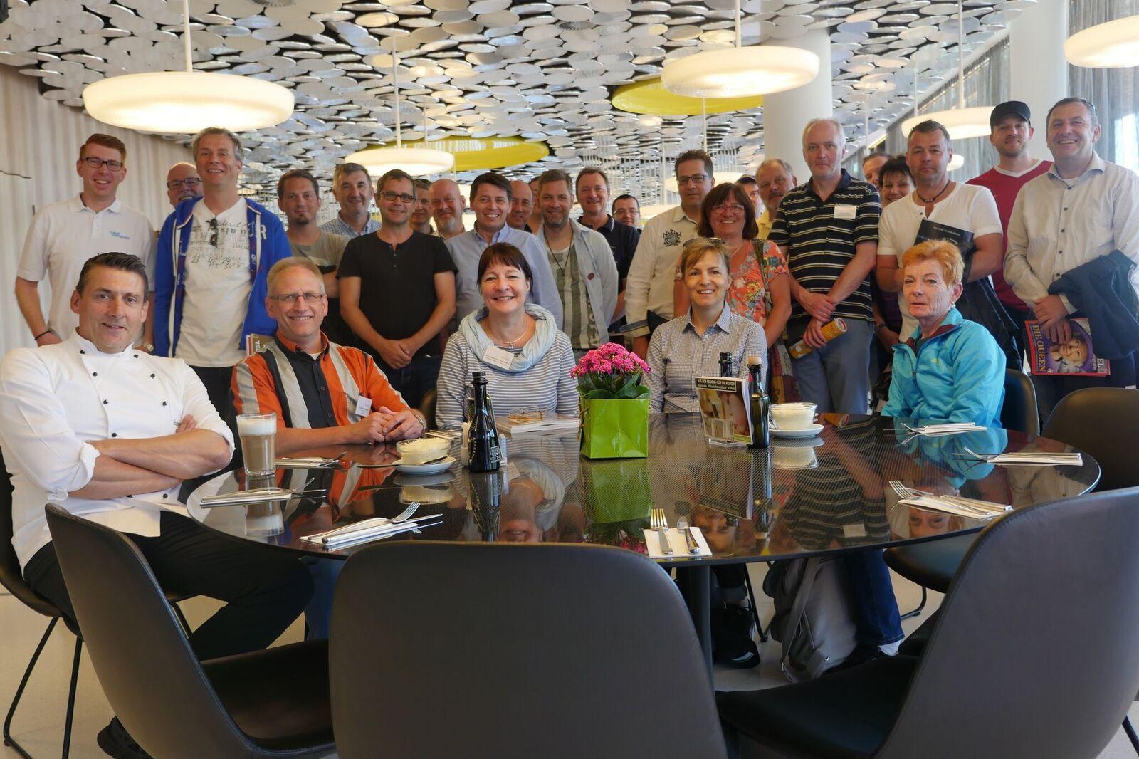 11.06.2016: Netzwerk Culinaria - Hamburger Trendtour